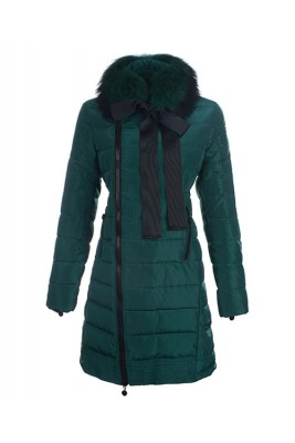 Moncler S Mayuko Women Coat Hot Sell Green
