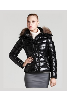 Moncler Armoise Hot Sell Down Jackets For Women Black