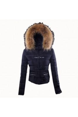 Moncler Crecerelle Top Quality Down Jacket Women Black