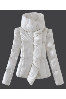 2016 Moncler Euramerican Style Down Jackets Womens White