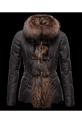 Moncler Grillon Fashion Women Down Jackets Black