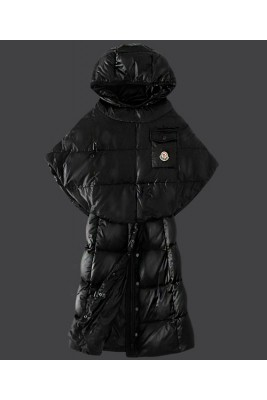 2016 Moncler Featured Down Coats Womens Hooded Black