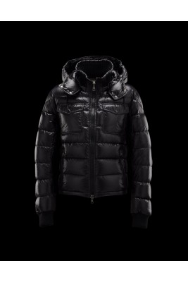 2016 Moncler FEDOR Featured Down Jackets Mens Black