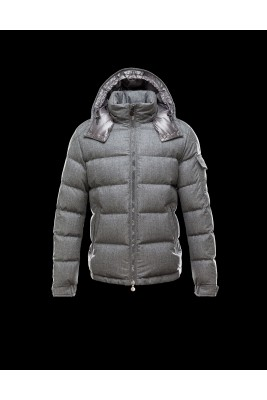 2016 Moncler Montgenevre Winter Jackets For Men Gray