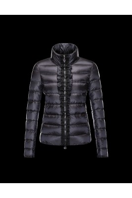 2016 Moncler OXALIS Down Jackets Womens Collar Black