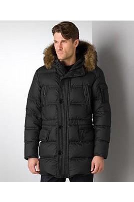 Moncler Affton Coat Men Down Black