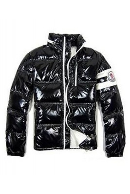 Moncler Eric Fashion Men Down Jackets Short Black