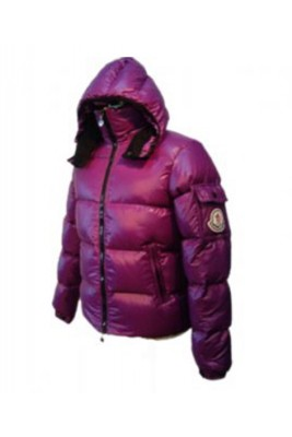 Moncler Himalaya Cheap For Mens Down Jackets Dark Purple