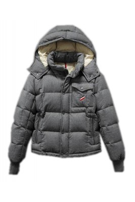 Moncler Reynold Featured Mens Down Jackets Grey