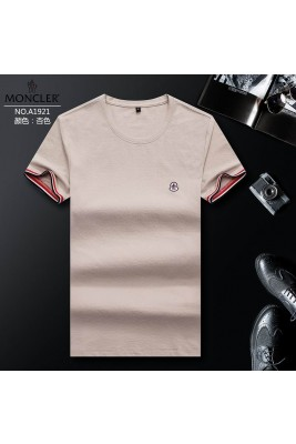 2019 Moncler T-shirts For Men (m2019-186)