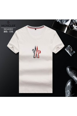 2019 Moncler T-shirts For Men (m2019-187)