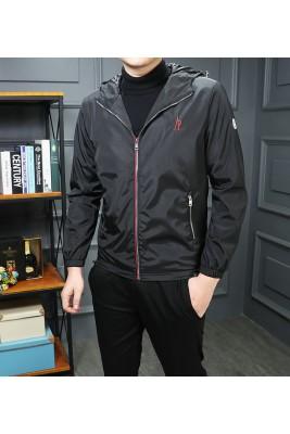 2018 Moncler Jackets For Men 162531 Black