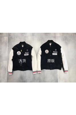 2018 Moncler Jackets Couple 162622 Black White