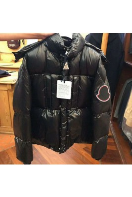 2018 Moncler Jackets For Men 162732 Black