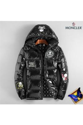 2018 Moncler Jackets For Men 162738 Black