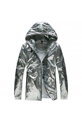 2018 Moncler Jackets For Men 162751 Silver