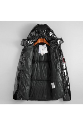 2018 Moncler Jackets For Men 162847 Black