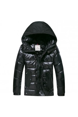 2018 Moncler Jackets For Men 163051 Black