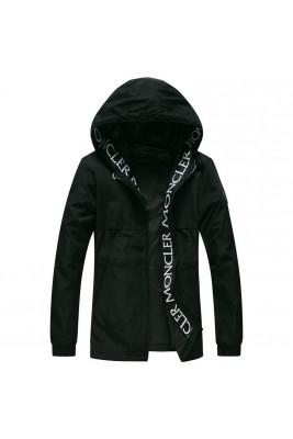 2018 Moncler Jackets For Men 163120 Black