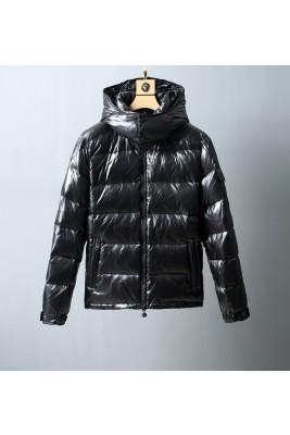2018 Moncler Jackets For Men 163146 Black