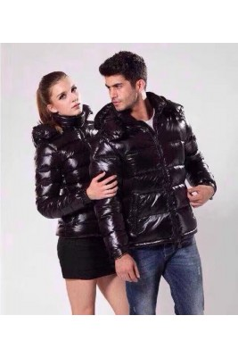 2018 Moncler Jackets For Women 163842 Black