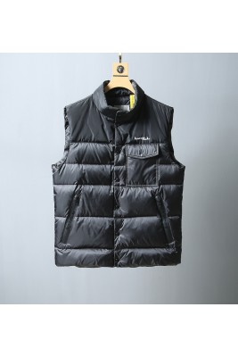2018 Moncler Vests For Men 164230 Black